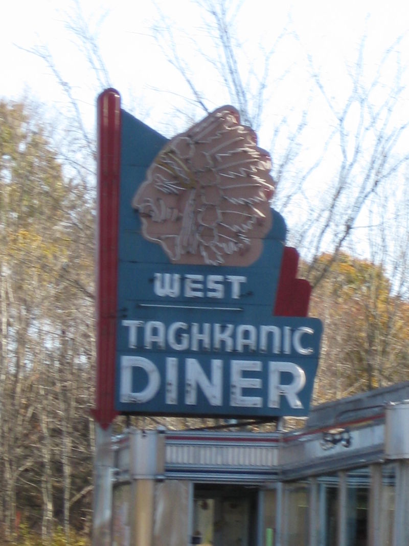 Taconic Diner West Taghkanic